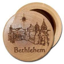 bethlehem olive wood bethlehem olive wood box at jesus boat