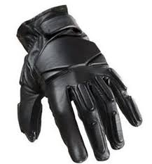 amazon com swat tactical leather gloves regular black large