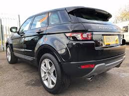 land rover metallic used santorini black metallic land rover range rover evoque for