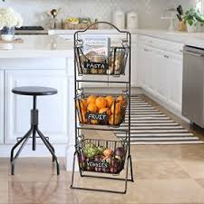 kitchen storage ideas diy 15 genius diy fruit and vegetable storage ideas for tiny kitchens
