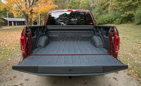 Ford Escape Trunk Space - 2017 ford f 150 in depth model review car and driver