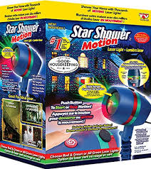 star shower magic motion laser spike light projector star shower the best amazon price in savemoney es