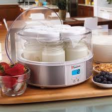 cuisine 1000 euros cuisine 1 31 qt 7 jar yogurt maker ymx650 the home depot