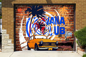 3d graffiti car 93 garage door murals wall print decal wall deco