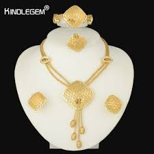 Costume Jewelry Unique Beaded Design 2016 Brand Unique Design Fashion Dubai Color Jewelry Set High
