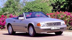 mercedes benz sl klasse r129 u002705 1988 u201309 1995 youtube