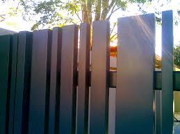 vertical slat fence bing images villa yassmin pinterest
