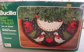 Chevron Tree Skirt Christmas Tree Skirt Kits Christmas Lights Decoration