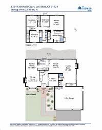 post addison circle floor plans 1224 gronwall ct los altos ca 94024 angelique elmengard