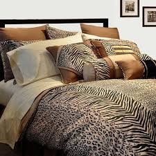 Cheetah Print Bedroom Set by 10 Amazing Bedrooms With Cheetah Bedding Print Rilane