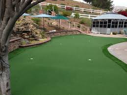 san diego putting green perfect for the backyard