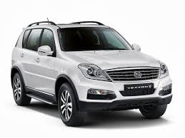 ssangyong rexton motorbeam indian car bike news review price