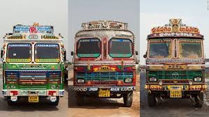 Ornaments For Trucks The Indian Truck Tradition Inside Indian Truck Cnn Travel