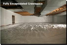 basement pros crawlspace waterproofing