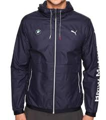 bmw motorsport clothing s bmw motorsport premium msp lightweight jacket team navy