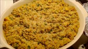 thanksgiving soul food making cornbread dressing wmv youtube