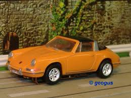 orange porsche targa the world of geogus h0 slotcars slotcar gallery bauer ams