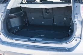 nissan rogue cargo space review 2016 nissan rogue sv special edition canadian auto review