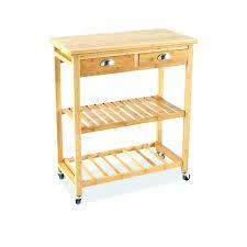 desserte de cuisine en bois à roulettes desserte de cuisine a roulettes etagere cuisine bois desserte de