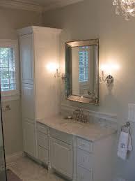 sconces on vanity mirror design ideas