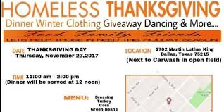 a homeless thanksgiving tickets thu nov 23 2017 at 11 00 am