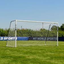 forza 12x6 alu60 soccer goal net world sports