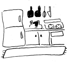 Dining Room Table Clipart Black And White Dinner Table Clip Art Black And White U2013 Cliparts