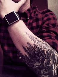 16 beautiful tree tattoos that will be your obsession