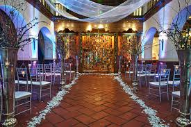 wedding venues in albuquerque hotel andaluz themed hotel in downtown abq new mexico