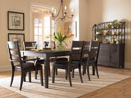 Broyhill Dining Table And Chairs Broyhill Attic Retreat Leg Table Set