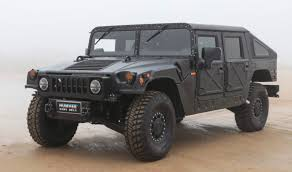 jeep humvee bob lutz is now selling new hummer h1s in china