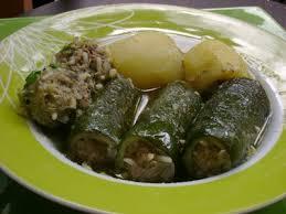 cuisine algeroise dolma algéroise courgettes et pommes de terre farcies rouda