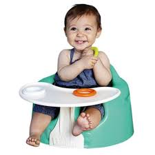 bumbo si e bumbo combi floor seat aqua blue green high chair baby toddler with