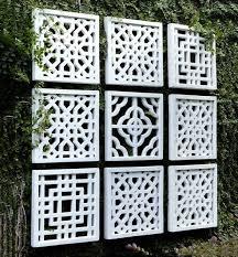 garden wall decoration ideas entrancing design ideas pjamteen com
