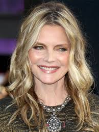 does michelle wear a wig beauty michelle pfeiffer hairstyle medium wavy full lace human wigs