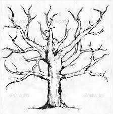 17 tree vectors free psd ai vector eps format download