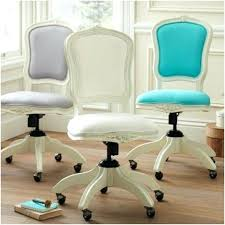 Feminine Office Chair Girly Desk Chair Pertaining To Amazing