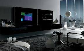 high tech living room nakicphotography