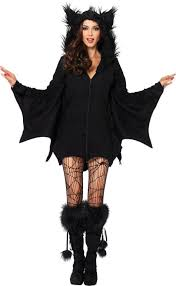 Catwoman Halloween Costume Party Cozy Bat Costume Party Ah U0027s