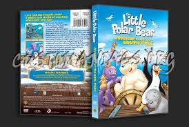 the polar a visitor from the south pole dvd cover