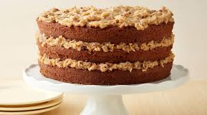 german chocolate cake with coconut pecan frosting recipe