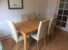 Marks And Spencer Dining Room Furniture M S Marks And Spencer Lichfield Oak Extending Dining Table And 6
