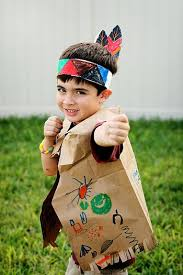 thanksgiving indian costume craft thanksgiving for