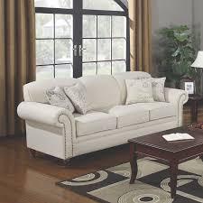 amazon com coaster home furnishings 501154 traditional sofa