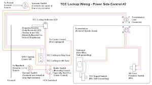 lockup tcc wiring