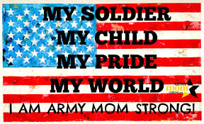 Strong Meme - my soldier my child my pride my world i am army mom strong meme