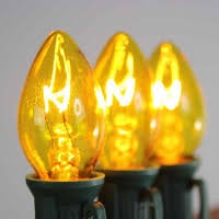 c7 twinkle bulbs