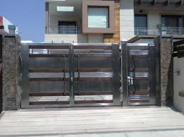 Latest Gates Design For Houses