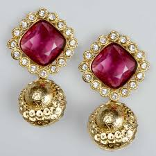 new jhumka earrings gold earrings jhumka design wbos inspirations of cardiff