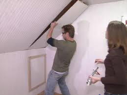 Google Master Bedroom Walk In Closets Turn An Unfinished Attic Into A Walk In Closet Hgtv